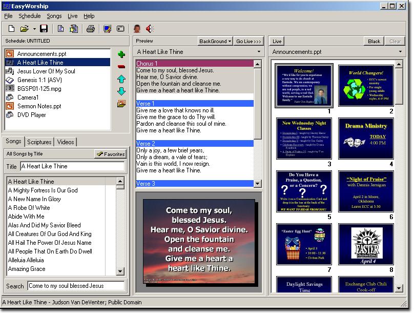 Easyworship 6 free download