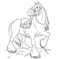 The Latest Of Images Horse Coloring Sheet Inspiration