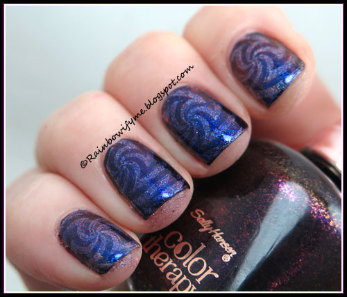 Sally Hansen Color Therapy ~ Slicks and Stones