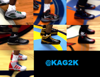 NBA 2K13 Shoes Patch Mod