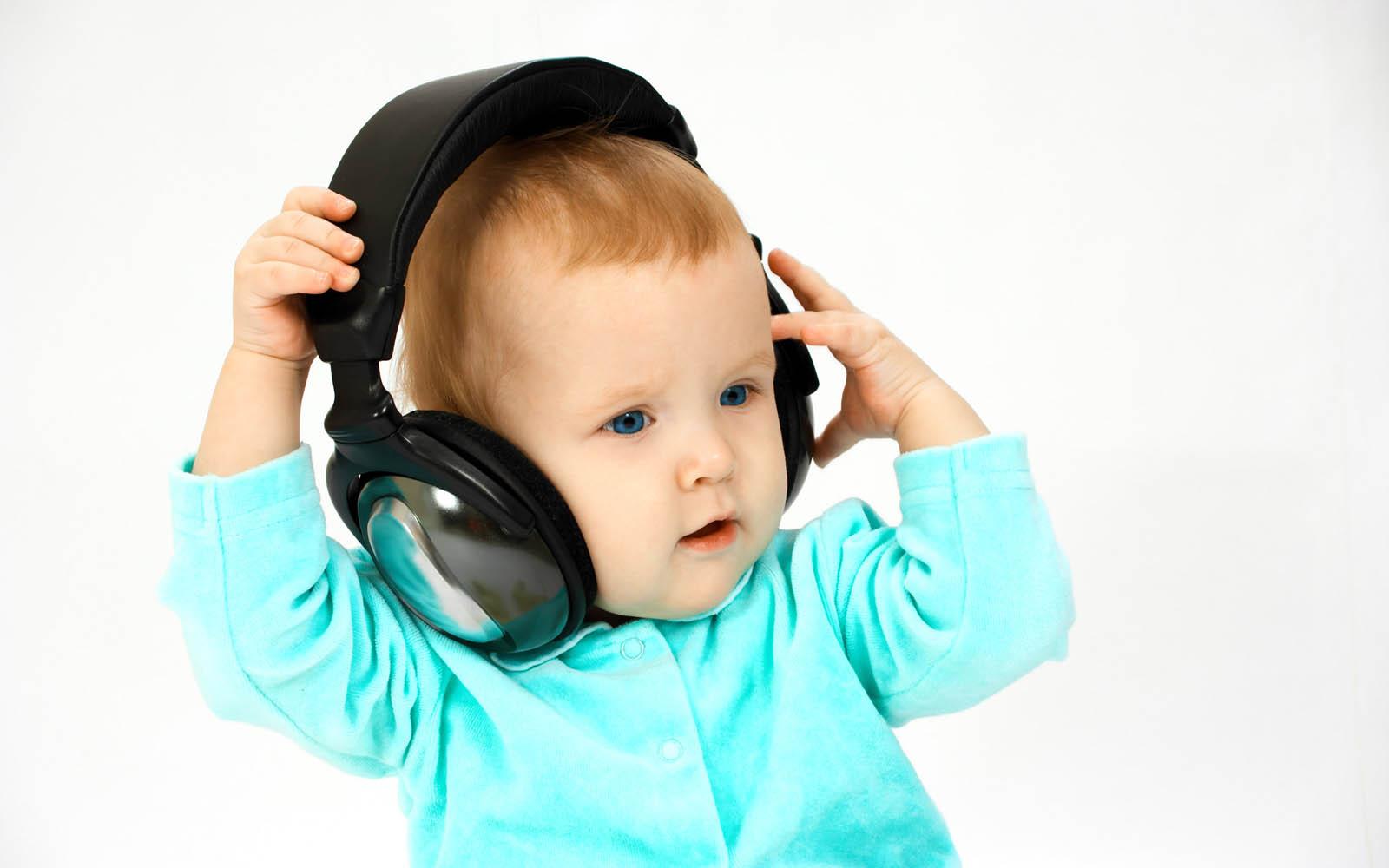 Picasa Pics Store Musical Baby Boy Wallpaper