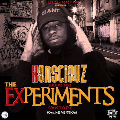 Album: Konsciouz - The Experiment