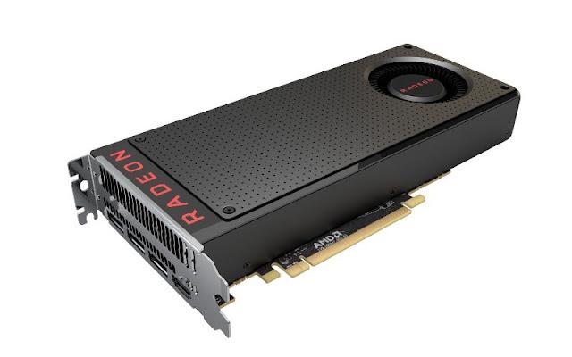 VGA Terbaik untuk Mining - AMD Radeon RX 480