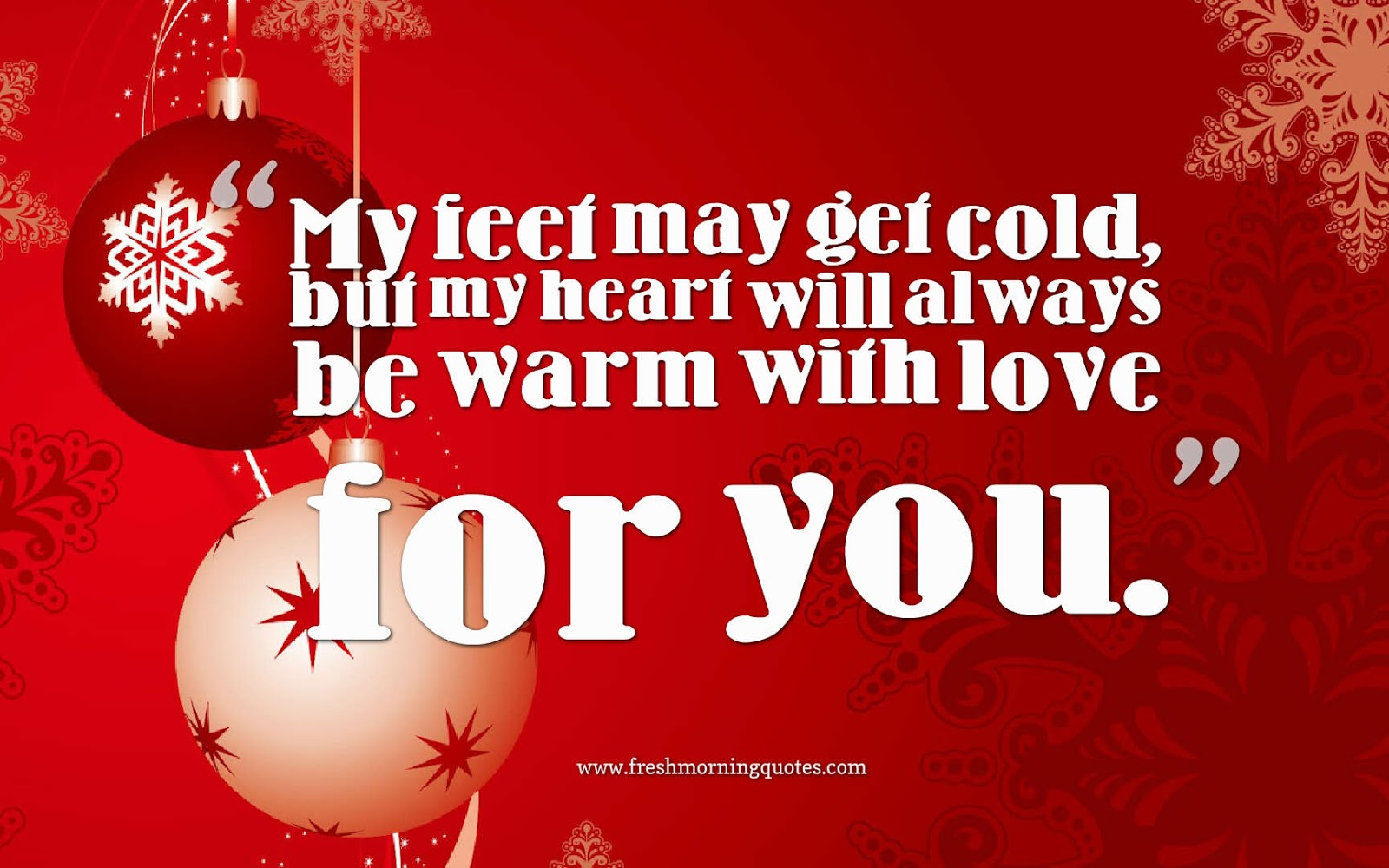 Heart Touching Christmas Love Messages for wife
