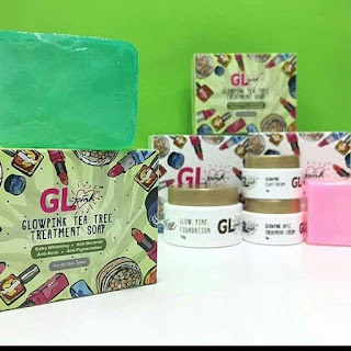 ANNE GLOW PINK TEA TREE TREATMENT SOAP