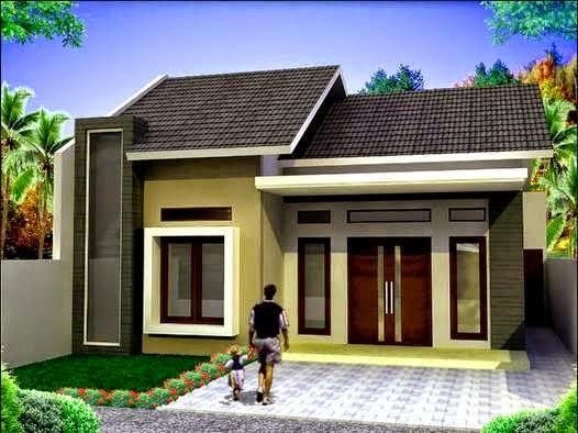 Desain Rumah Minimalis Sederhana 1 Lantai  Terbaru Desain