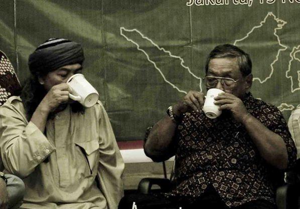 Rasulullah Perintahkan Syaikh Abul Hasan Untuk Minum Kopi Supaya Kuat Ibadah Malam