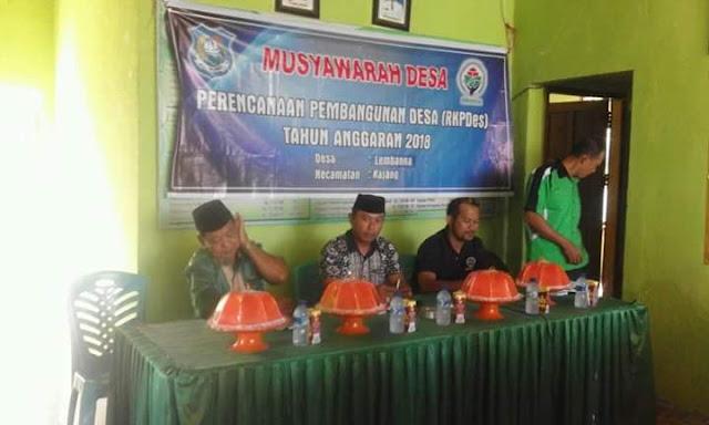 Kepala Desa Mattoanging Larang Excavator Bantuan KKP Beroperasi di Desanya