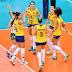 Brasil está na final do Grand Prix de vôlei feminino disputado na Tailândia