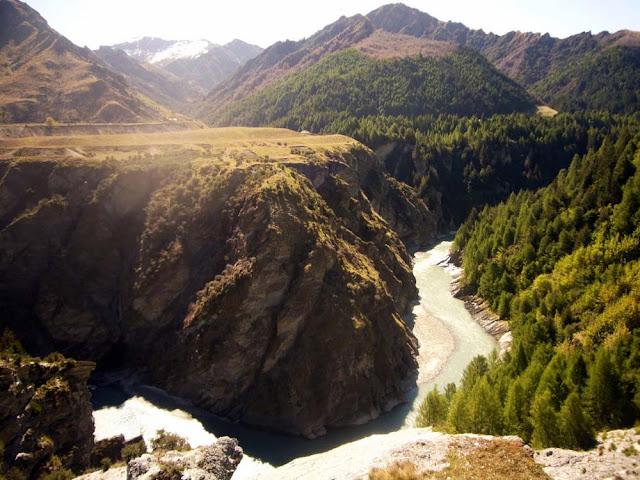 Skippers Canyon - Nova Zelândia