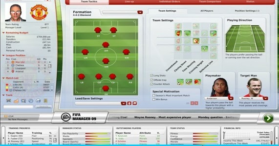 العاب تدريب كرة القدم للكمبيوتر