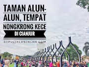 Taman Alun-Alun, Tempat Nongkrong Kece di Cianjur