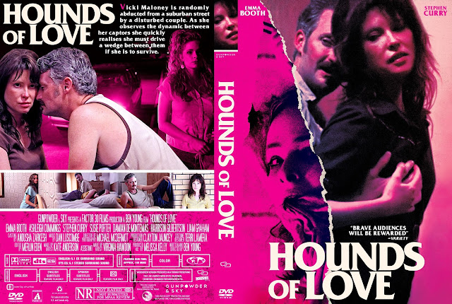 Hounds Of Love DVD Cover