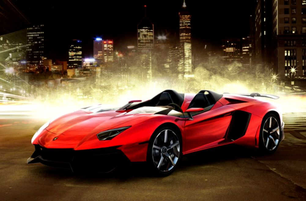 Lamborghini Aventador City Hd Wallpaper Wallpapers Tumblr