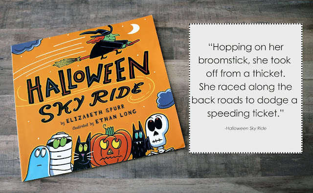 Halloween Sky Ride Book