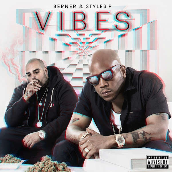 Berner & Styles P - Turkey Bag (feat. B-Real) - Single Cover