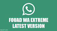 [UPDATE] Download Fouad WhatsApp Extreme v8.31 Latest Version