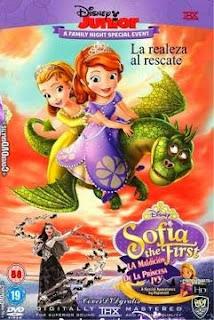 La Princesa Sof�a: La Maldici�n de la Princesa Ivy