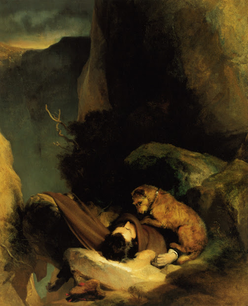 Edwin Henry Landseer Attachment