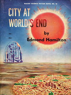 Retro Sci-Fi Audio Weekend: City At World's End