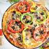 4 bước cực đơn giản để làm bánh pizza ham ngon mê ly