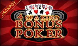 casino slots online poker 4 of a kind