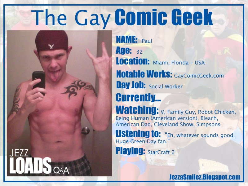 dating for gay geeks