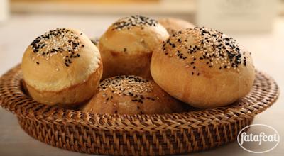 خبز طري للبرجر والساندويشات
