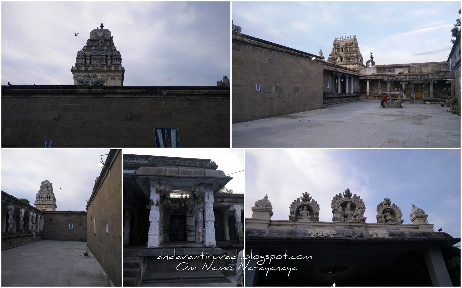 108 திவ்யதேசம், தொண்டைநாடு திவ்யதேசம், கண்ணுக்கினியன கண்டோம்