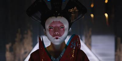 Geisha cibernética