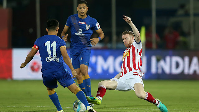 Hero Indian Super League 2016 Semi Finals
