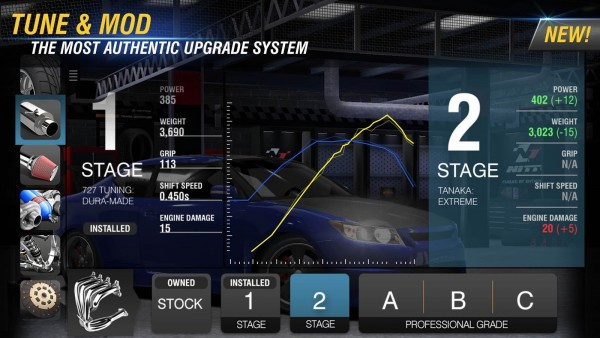 Download Game Racing Rivals Apk v5.2.0 Mod (Unlimited Turbo) New Version