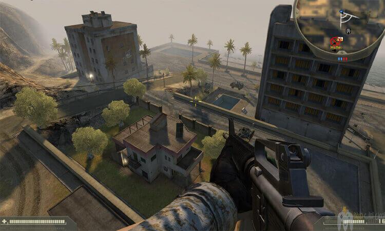 تحميل لعبة باتل فيلد 2 Battlefield للكمبيوتر من ميديا فاير