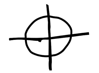 Zodiac killer symbols