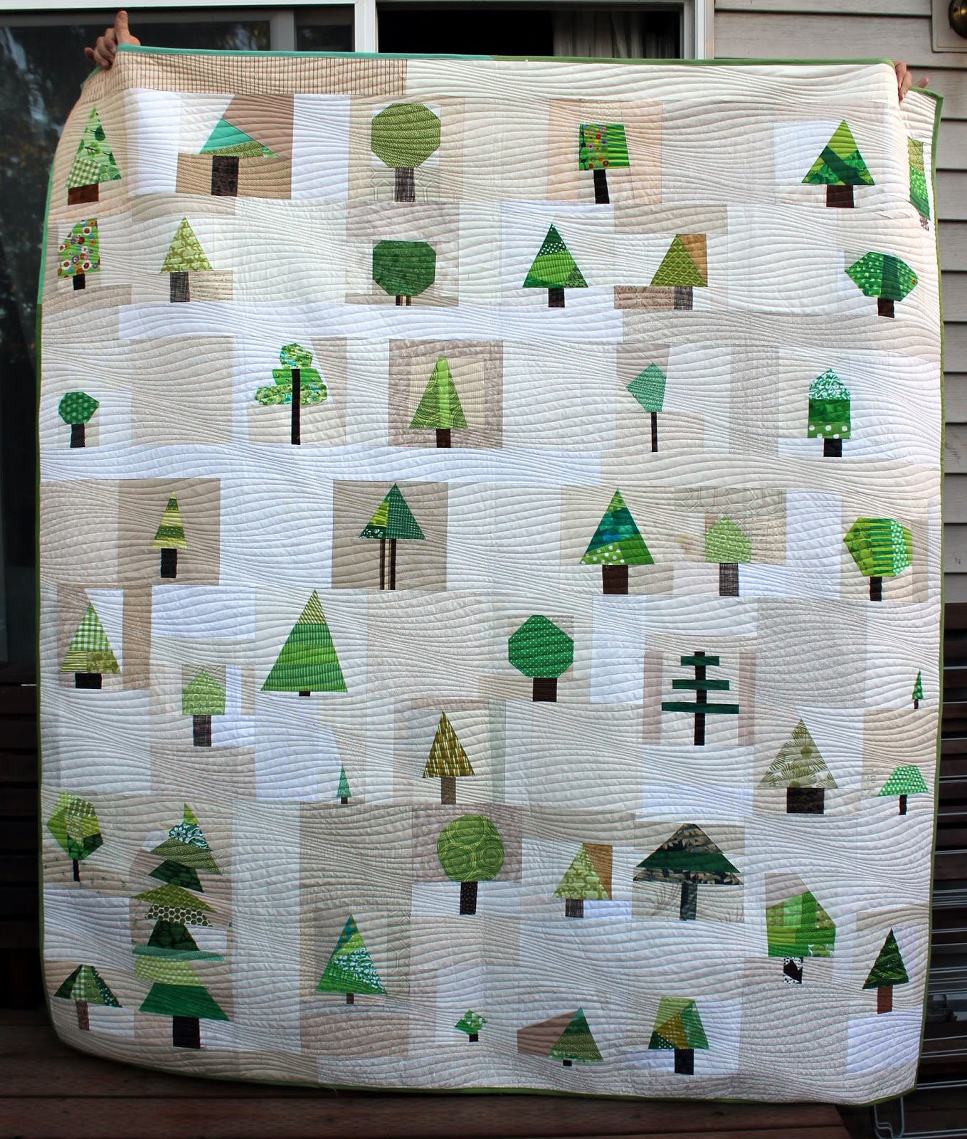 Stash Bee: Hive 6 January Tutorial--A Magical Forest