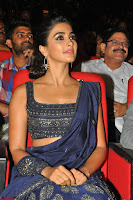 Pooja Hegde choli saree at DJ Duvvada Jaggannadham music launch ~  Exclusive 98.jpg