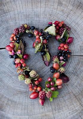 wainek pleciony z owocow