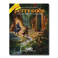 Free GM Resource: Revised & Expanded Petty Gods