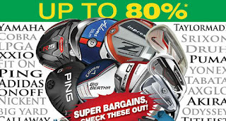 MST Golf Warehouse Clearance Sales