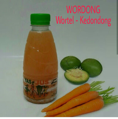 Jus Wortel Kedondong
