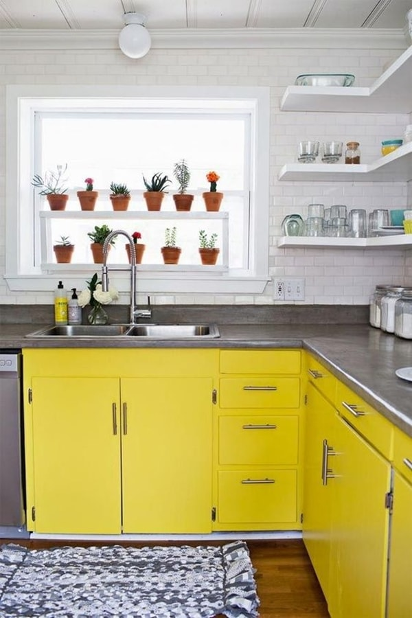 5 Proposals to Renovate the Kitchen With Little Money 2