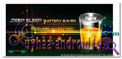 DEEP SAVER BATREY SAVER PRO 1.31 APK