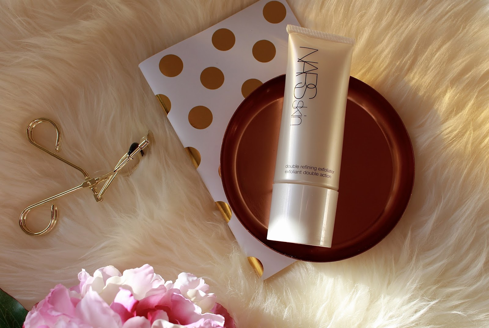 NARS DOUBLE REFINING EXFOLIATOR, Beauty Review, Nars Skincare Review, ASOS Beauty