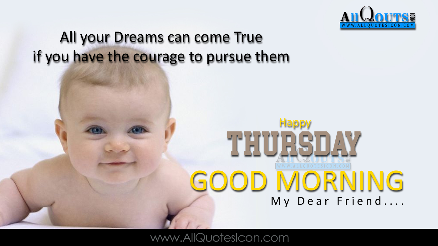 happy thursday quotes images best english good morning