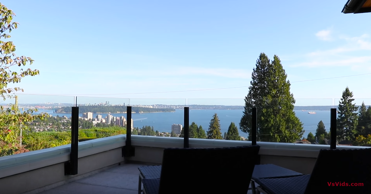(20 Photos) 2583 Queens Avenue, West Vancouver - Luxury Home Tour