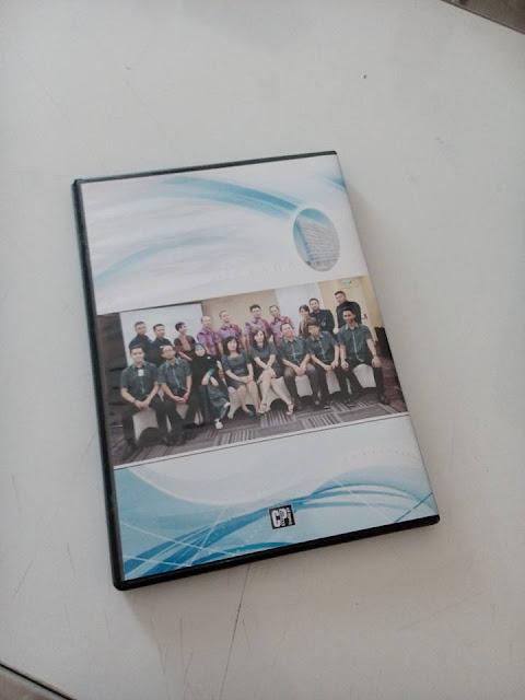 dvd liputan seminar perusahaan