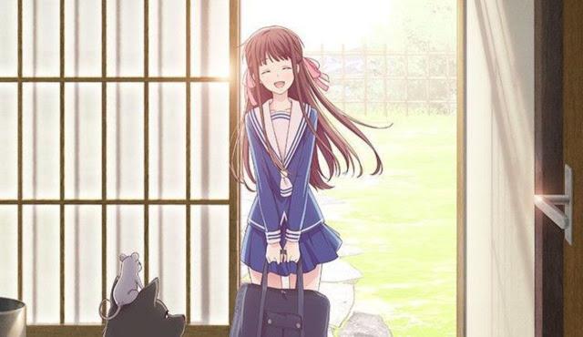 Anime Terbaru 'Fruits Basket' Akan Menampilkan M.A.O Sebagai Motoko