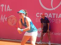 Tamara Zidanšek WTA Croatia Bol Open slike otok Brač Online