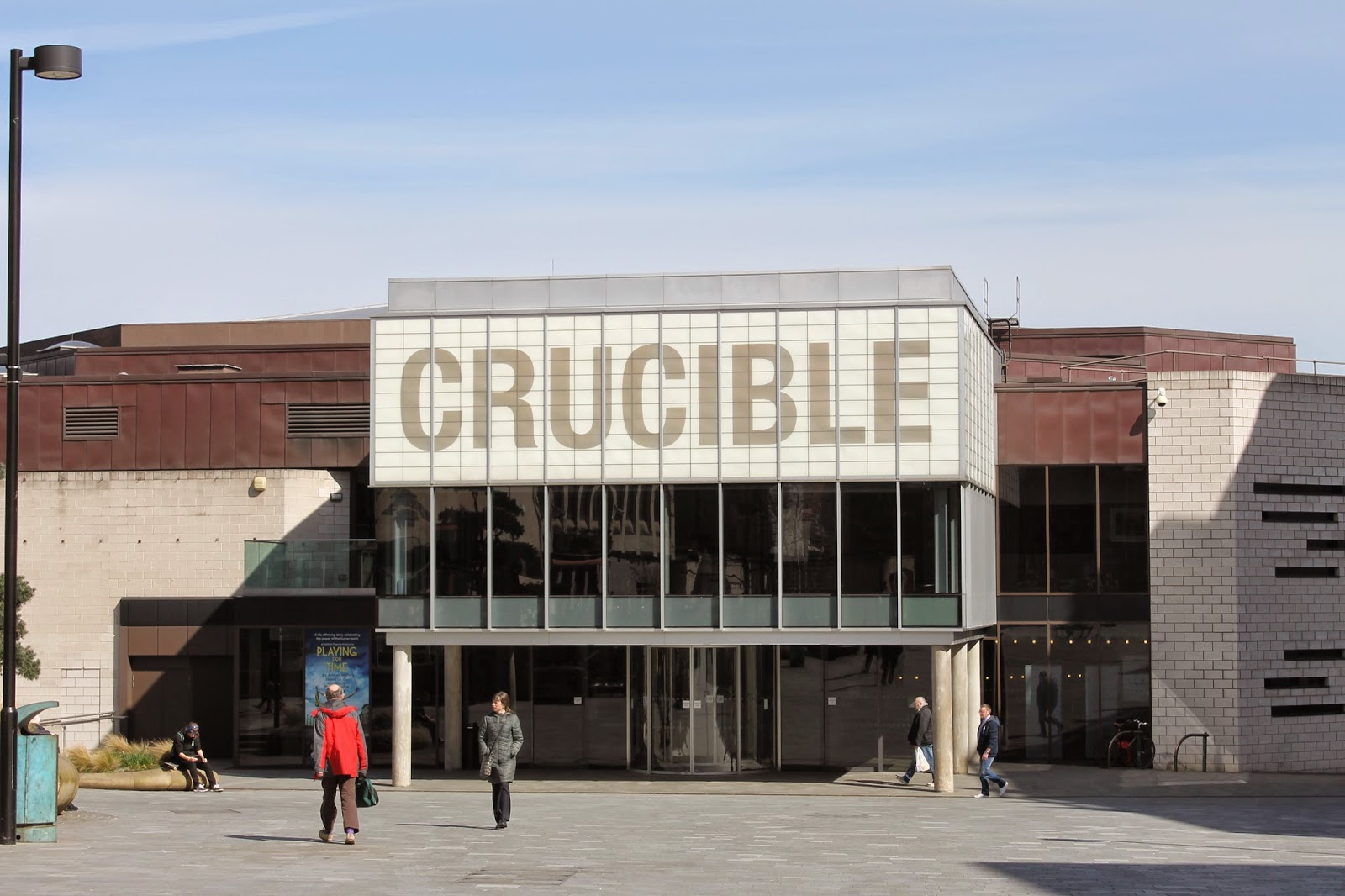 The Crucible Sheffield