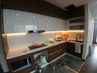 Hướng dẫn trang trí đèn led tủ bếp thông minh